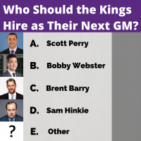 Who Should the Kings Hire as Their Next General Manager?