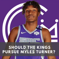 Who would you give up for Myles Turner?