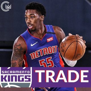 The Detroit Pistons are trading guard Delon Wright to the Sacramento Kings for guard Cory Joseph and two second-round picks  Wright is averaging: 10.5 PPG 5.1 APG 4.6 RPG  #sacramento #kings #sacramentoproud #sacramentokings #sactown #nba #basketball #sports #sportsblog #blogger #blog #nbabasketball #nbatrade #trade #news