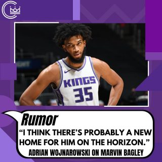 Has Marvin Bagley played his last game for the Sacramento Kings?  #sacramento #kings #sacramentoproud #sacramentokings #sactown #nba #basketball #sports #sportsblog #blogger #blog #nbabasketball #news #marvinbagley