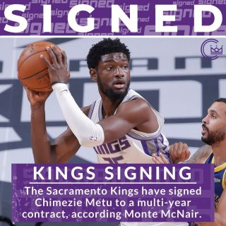 Glad to have @mezie stay in Sac. He's been solid when his name is called and has shown improvement in the last few games.  #sacramento #kings #sacramentoproud #sacramentokings #sactown #nba #basketball #sports #sportsblog #blogger #blog #nbabasketball #news