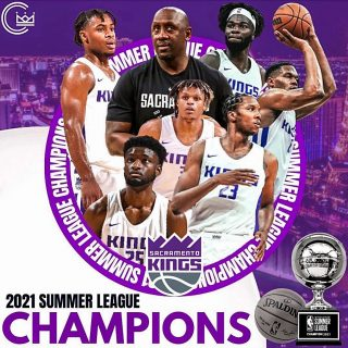 The Sacramento Kings are NBA Summer League Champions!!  #sacramento #kings #sacramentoproud #sacramentokings #sactown #nba #basketball #sports #sportsblog #blogger #blog #nbabasketball #nbasummerleague #summerleague #news