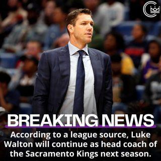 Well, looks like Luke Walton is returning next season  #sacramento #kings #sacramentoproud #sacramentokings #sactown #nba #basketball #sports #sportsblog #blogger #blog #nbabasketball #news