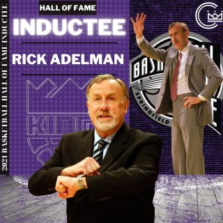 Congratulations to Rick Adelman for being elected to the NBA Hall of Fame!  #sacramento #kings #sacramentoproud #sacramentokings #sactown #nba #basketball #sports #sportsblog #blogger #blog #nbabasketball #news