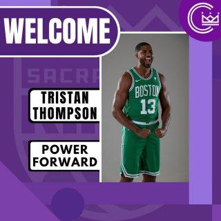 Sacramento, Boston and Atlanta have officially announced the three-team trade that sends Tristan Thompson to the Kings.  #sacramento #kings #sacramentoproud #sacramentokings #sactown #nba #basketball #sports #sportsblog #blogger #blog #nbabasketball #news