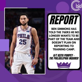 With the Kings having the best odds to trade for Ben Simmons, will we see Ben in Sacramento before the season begins?  #news