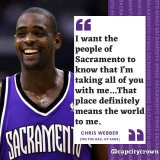 We love you too, C-Webb 💜  #sacramento #kings #sacramentoproud #sacramentokings #sactown #nba #basketball #sports #sportsblog #blogger #blog #nbabasketball #news