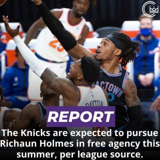 The @sacramentokings will have some competition while trying to retain @rich_holmes22 this offseason.  #sacramento #kings #sacramentoproud #sacramentokings #sactown #nba #basketball #sports #sportsblog #blogger #blog #nbabasketball #news