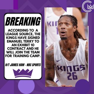 Loved the hustle and heart Terry brought during Summer League. He definitely earned this 10 day contract.  #sacramento #kings #sacramentoproud #sacramentokings #sactown #nba #basketball #sports #sportsblog #blogger #blog #nbabasketball #news