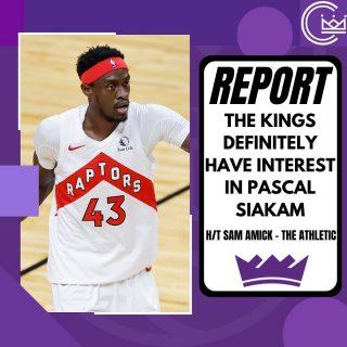 Should the Kings go after Pascal Siakam?  #sacramento #kings #sacramentoproud #sacramentokings #sactown #nba #basketball #sports #sportsblog #blogger #blog #nbabasketball #news