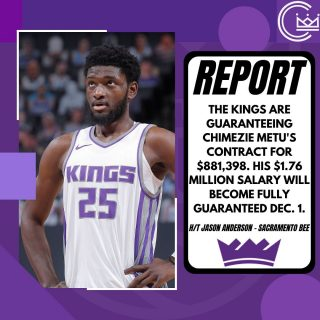 More contract #news for the Kings.