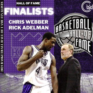 @realchriswebber and Rick Adelman are 2021 Basketball Hall of Fame Finalists! Is this the year we finally see Webber enshrined in the hall of fame?  #sacramento #kings #sacramentoproud #sacramentokings #sactown #nba #basketball #sports #sportsblog #blogger #blog #nbabasketball #halloffame #chriswebber #news