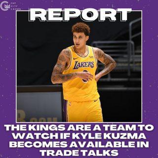 How would you feel about Kuzma on the Kings?  #sacramento #kings #sacramentoproud #sacramentokings #sactown #nba #basketball #sports #sportsblog #blogger #blog #nbabasketball #news