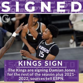 @dameology is staying in Sacramento! Love what he has brought to the court so far for the @sacramentokings   #sacramento #kings #sacramentoproud #sacramentokings #sactown #nba #basketball #sports #sportsblog #blogger #blog #nbabasketball #news