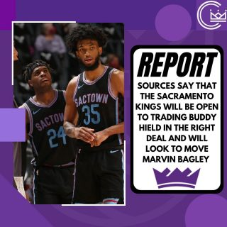 Have we seen the last of Buddy and Bagley in Sac?  #sacramento #kings #sacramentoproud #sacramentokings #sactown #nba #basketball #sports #sportsblog #blogger #blog #nbabasketball #news
