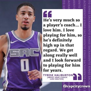 High praise for Luke Walton coming from the players. With the players' support, will we most likely see Walton back next year?  #sacramento #kings #sacramentoproud #sacramentokings #sactown #nba #basketball #sports #sportsblog #blogger #blog #nbabasketball #news